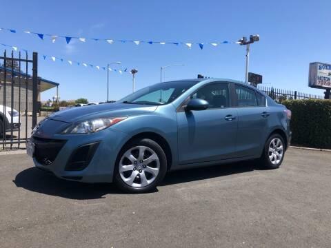 2011 Mazda MAZDA3 for sale at BOARDWALK MOTOR COMPANY in Fairfield CA