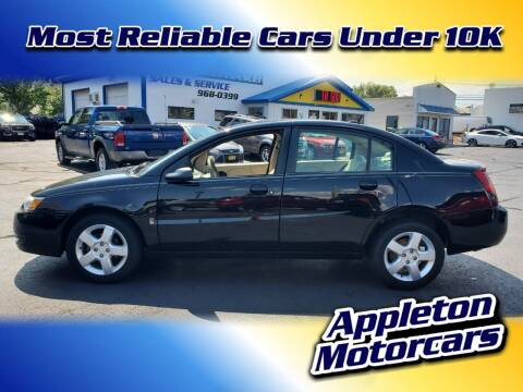 2007 Saturn Ion for sale at Appleton Motorcars Sales & Service in Appleton WI