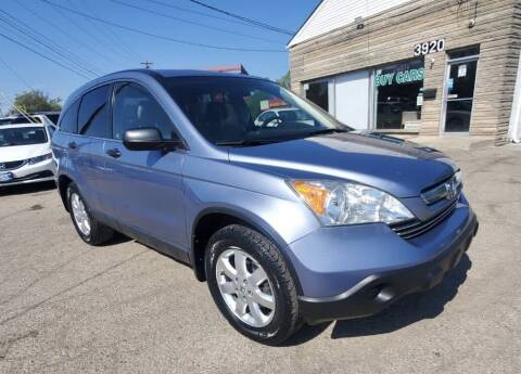 2007 Honda CR-V for sale at Nile Auto in Columbus OH
