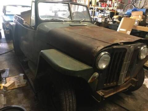 1941 Packard 160 for sale at Classic Car Deals in Cadillac MI
