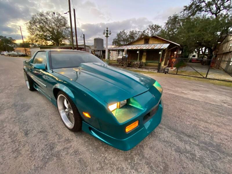 1991 Chevrolet Camaro for sale at OVE Car Trader Corp in Tampa FL