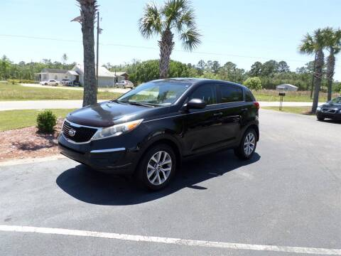 2015 Kia Sportage for sale at First Choice Auto Inc in Little River SC