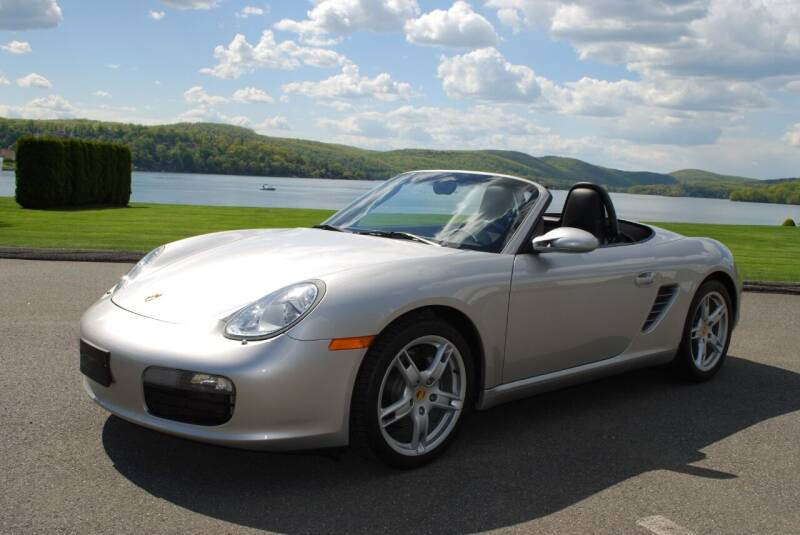 2006 Porsche Boxster for sale at New Milford Motors in New Milford CT