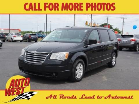 2008 Chrysler Town and Country for sale at Autowest of Plainwell in Plainwell MI
