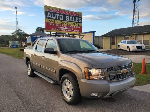 2012 Chevrolet Avalanche for sale at Mox Motors in Port Charlotte FL
