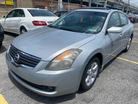 2008 Nissan Altima for sale at The PA Kar Store Inc in Philadelphia PA