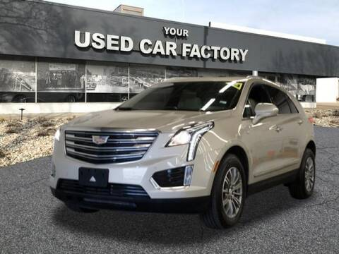 2017 Cadillac XT5 for sale at JOELSCARZ.COM in Flushing MI