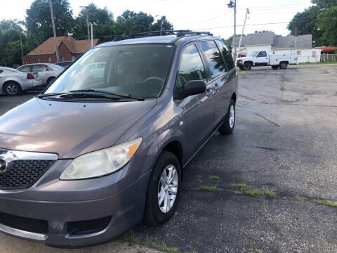 2006 Mazda MPV for sale at Mike Hunter Auto Sales in Terre Haute IN
