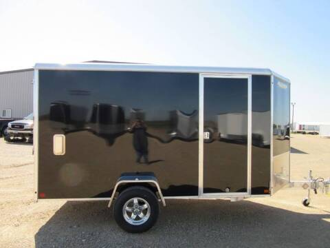 2020 Aluma 6' x 12' for sale at Nore's Auto & Trailer Sales - Enclosed Trailers in Kenmare ND