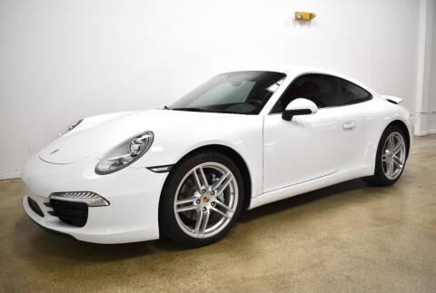2014 Porsche 911 for sale at Thoroughbred Motors in Wellington FL
