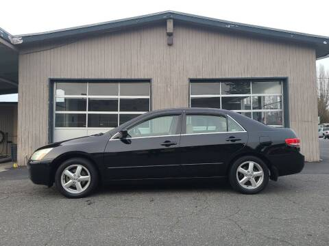 2004 Honda Accord for sale at Westside Motors in Mount Vernon WA