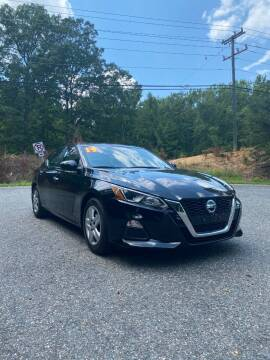 2019 Nissan Altima for sale at 4Auto Sales, Inc. in Fredericksburg VA