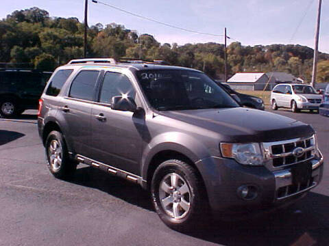 2010 Ford Escape for sale at Bates Auto & Truck Center in Zanesville OH