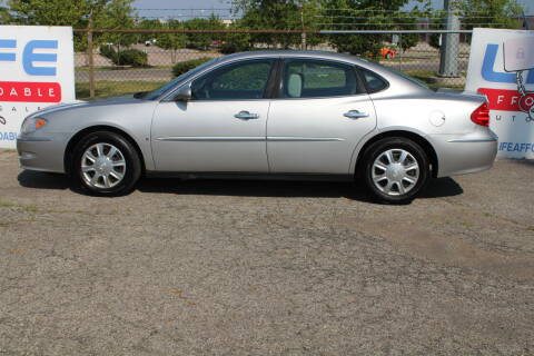 2008 Buick LaCrosse for sale at LIFE AFFORDABLE AUTO SALES in Columbus OH