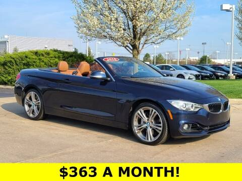 2016 BMW 4 Series for sale at Ken Ganley Nissan in Medina OH