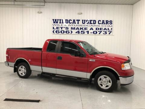 2007 Ford F-150 for sale at Wildcat Used Cars in Somerset KY