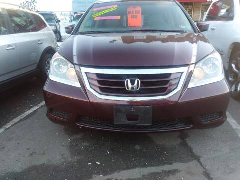 2010 Honda Odyssey for sale at K J AUTO SALES in Philadelphia PA