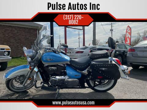 2009 Suzuki VL800 for sale at Pulse Autos Inc in Indianapolis IN
