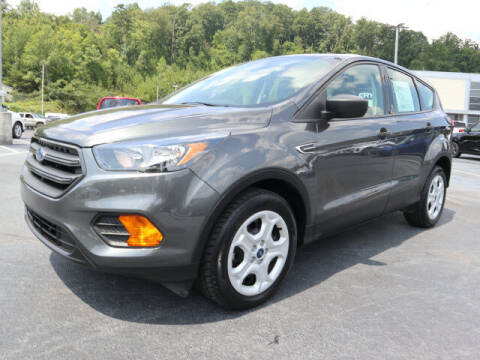 2019 Ford Escape for sale at RUSTY WALLACE KIA OF KNOXVILLE in Knoxville TN