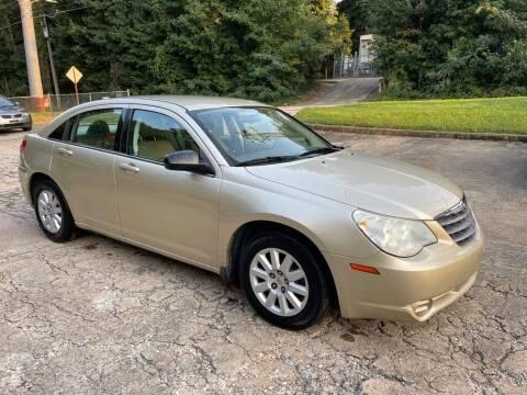 2010 Chrysler Sebring for sale at ADVOCATE AUTO BROKERS INC in Atlanta GA
