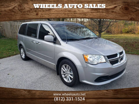 2013 Dodge Grand Caravan for sale at Wheels Auto Sales in Bloomington IN