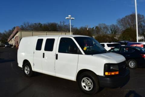 2005 Chevrolet Express Cargo for sale at Adams Auto Group Inc. in Charlotte NC