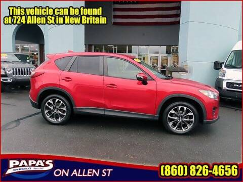 2016 Mazda CX-5 for sale at Papas Chrysler Dodge Jeep Ram in New Britain CT