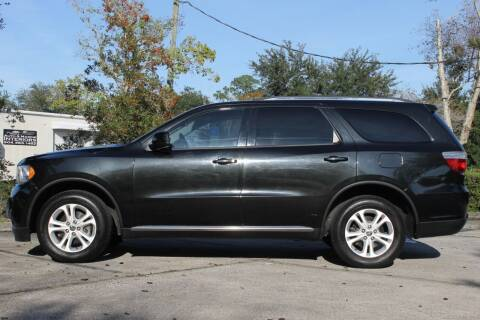 2012 Dodge Durango for sale at Continental Auto Group in Jacksonville FL