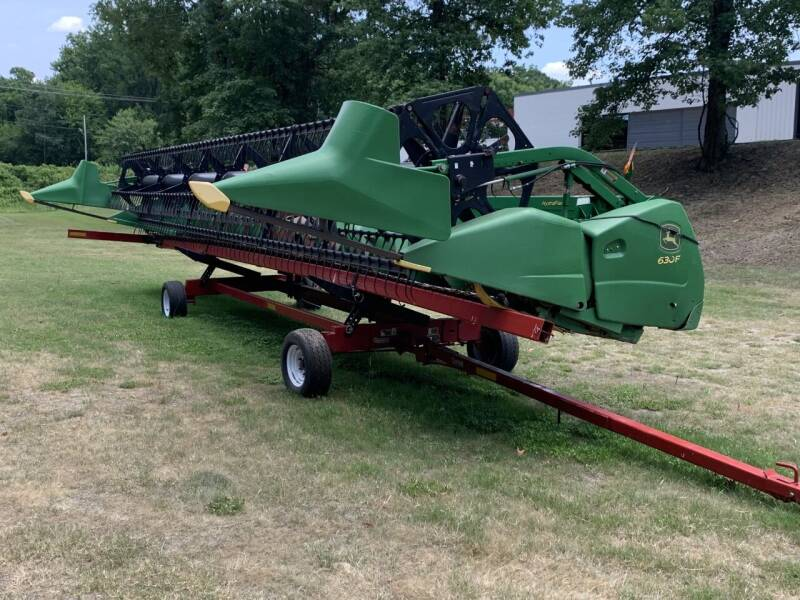 2010 John Deere F630 Flex Head for sale at Vehicle Network - Mills International in Kinston NC