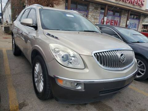 2011 Buick Enclave for sale at USA Auto Brokers in Houston TX