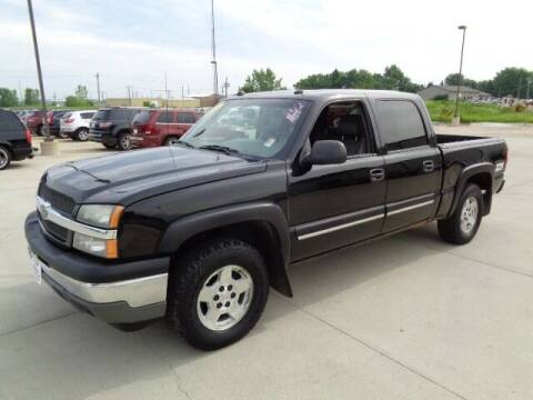 2005 Chevrolet Silverado 1500 for sale at De Anda Auto Sales in Storm Lake IA
