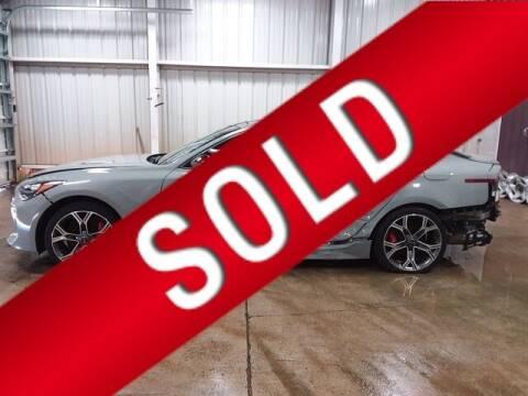 2018 Kia Stinger for sale at East Coast Auto Source Inc. in Bedford VA