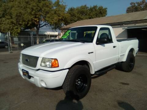 2002 Ford Ranger for sale at Larry's Auto Sales Inc. in Fresno CA