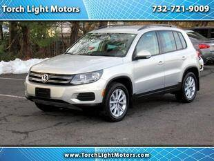 2015 Volkswagen Tiguan for sale at Torch Light Motors in Parlin NJ