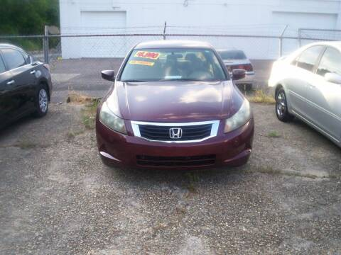 2010 Honda Accord for sale at Louisiana Imports in Baton Rouge LA