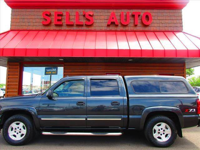 2005 Chevrolet Silverado 1500 for sale at Sells Auto INC in Saint Cloud MN