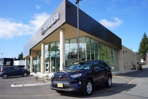 2021 Toyota RAV4 for sale at Jeremy Sells Hyundai in Edmonds WA