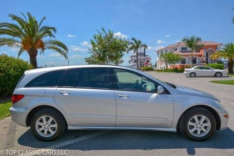 2006 Mercedes-Benz R-Class for sale at Top Classic Cars LLC in Fort Myers FL