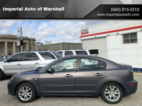 2007 Mazda MAZDA3 for sale at Imperial Auto of Marshall in Marshall MO