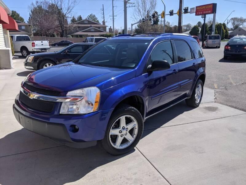 2005 Chevrolet Equinox for sale at Progressive Auto Sales in Twin Falls ID
