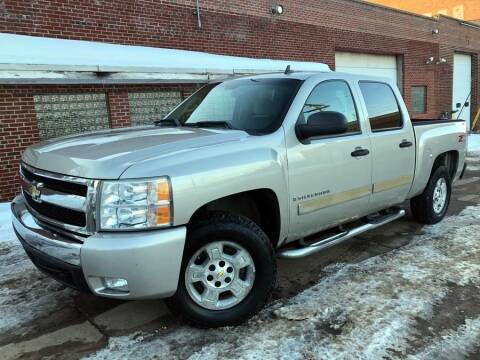 2007 Chevrolet Silverado 1500 for sale at STATELINE CHEVROLET BUICK GMC in Iron River MI
