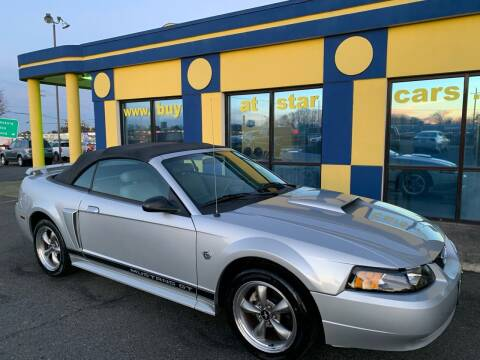 2004 Ford Mustang for sale at Star Cars Inc in Fredericksburg VA