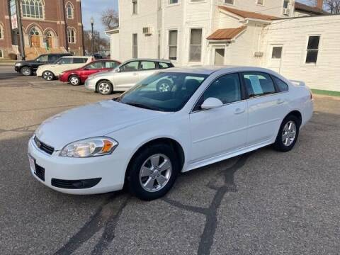 2011 Chevrolet Impala for sale at Affordable Motors in Jamestown ND