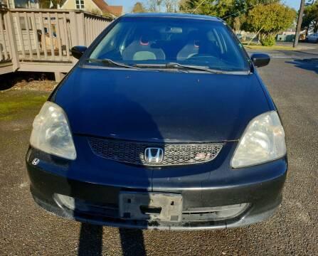 2002 Honda Civic for sale at Life Auto Sales in Tacoma WA