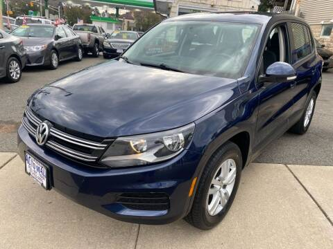 2014 Volkswagen Tiguan for sale at Express Auto Mall in Totowa NJ