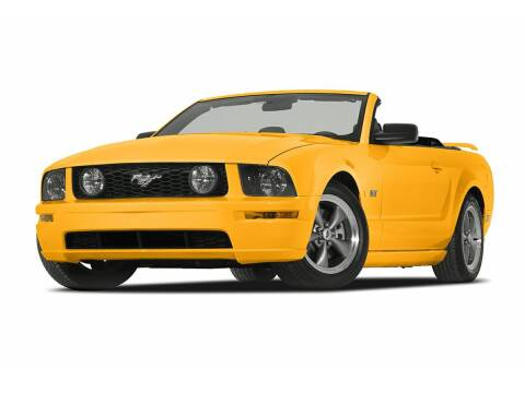 2007 Ford Mustang for sale at PHIL SMITH AUTOMOTIVE GROUP - Tallahassee Ford Lincoln in Tallahassee FL