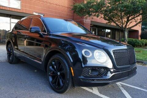 2017 Bentley Bentayga for sale at Team One Motorcars, LLC in Marietta GA