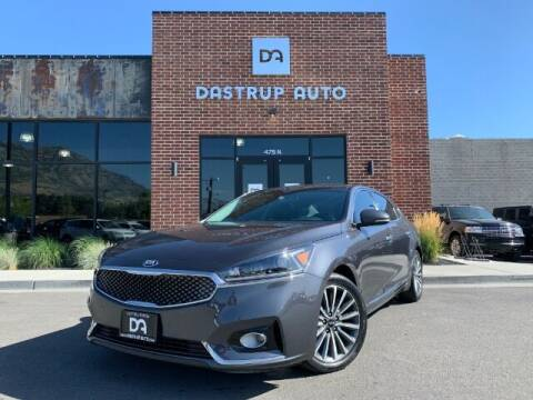 2017 Kia Cadenza for sale at Dastrup Auto in Lindon UT