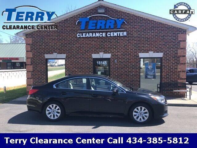 2017 Subaru Legacy for sale in Lynchburg, VA