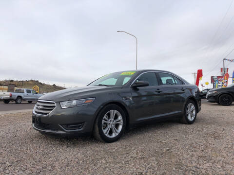 2016 Ford Taurus for sale at 1st Quality Motors LLC in Gallup NM